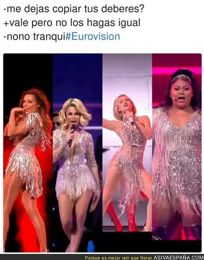 771175 - Cuanta originalidad en Eurovisión