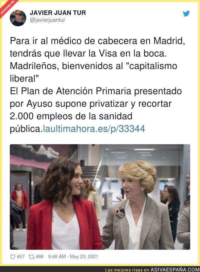 771945 - Disfruten lo votado con Ayuso en Madrid