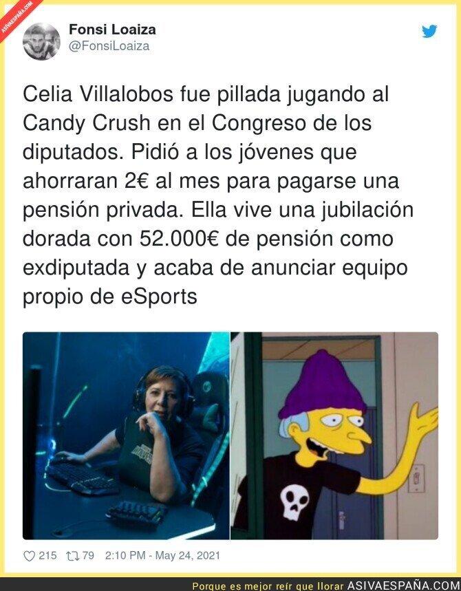 773360 - Celia Villalobos y su