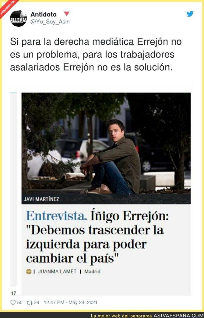 774215 - Íñigo Errejón cada vez con más cara de Albert Rivera