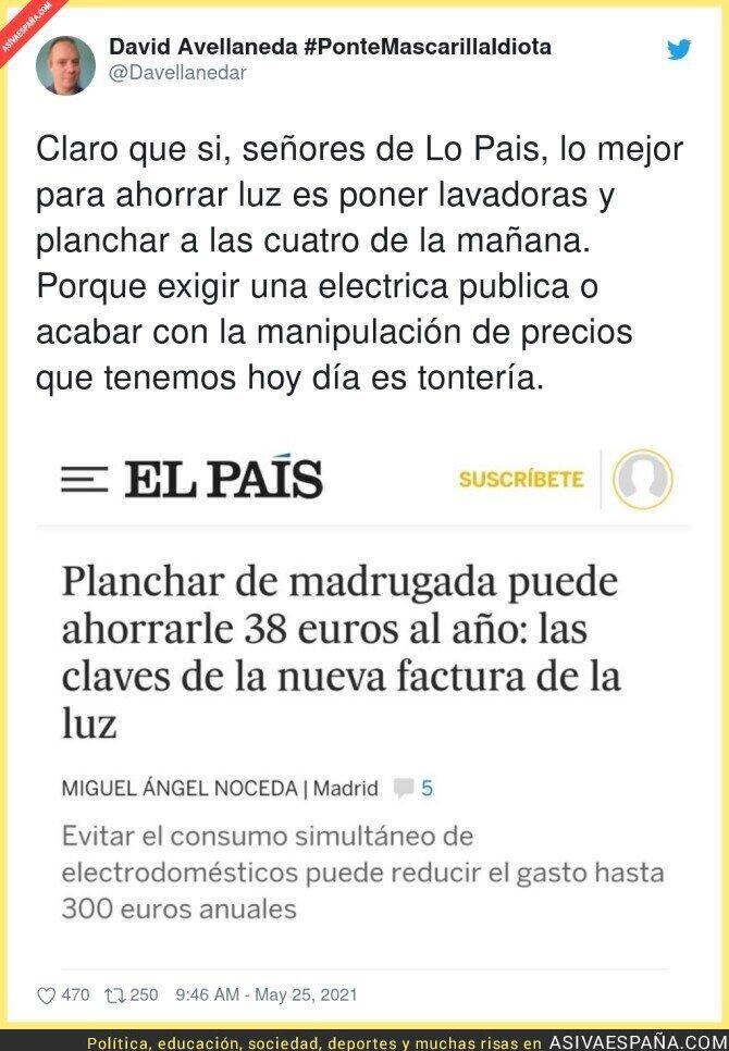 774435 - Las soluciones de 'El País'