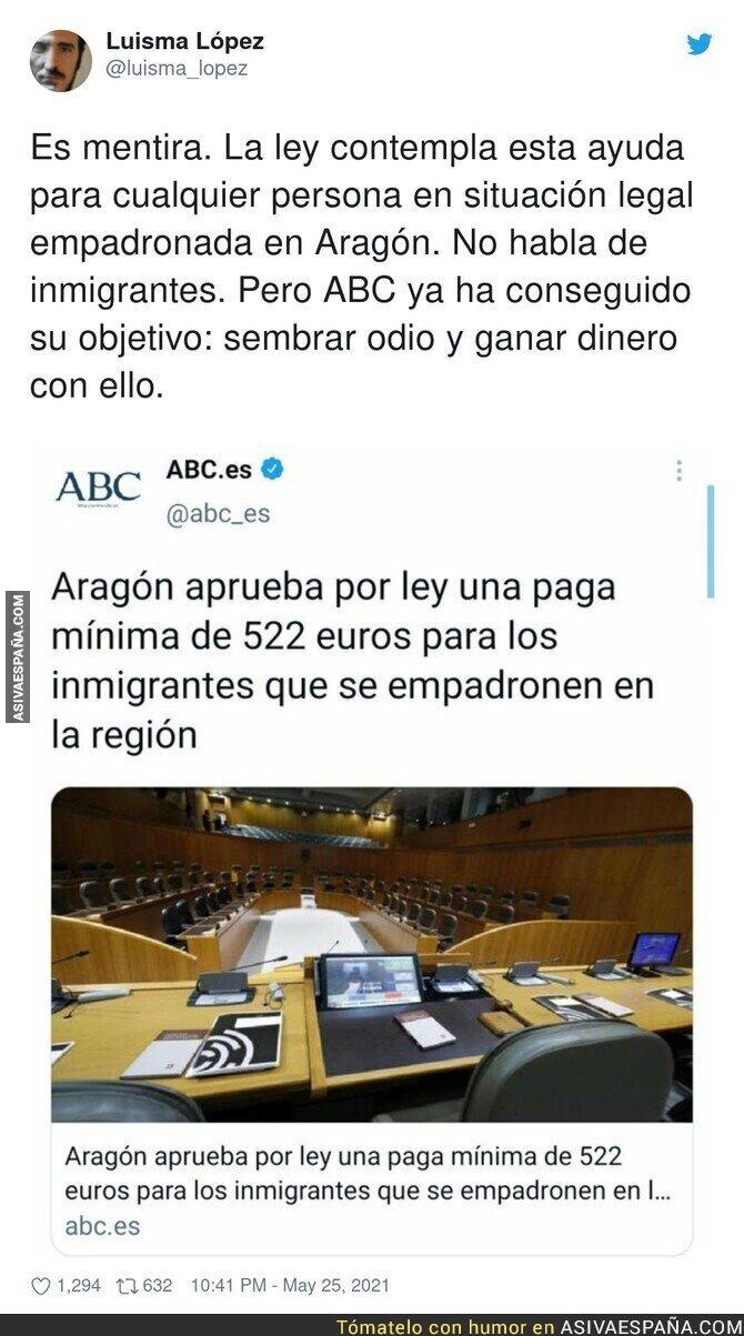 775642 - Así es el periodismo del ABC