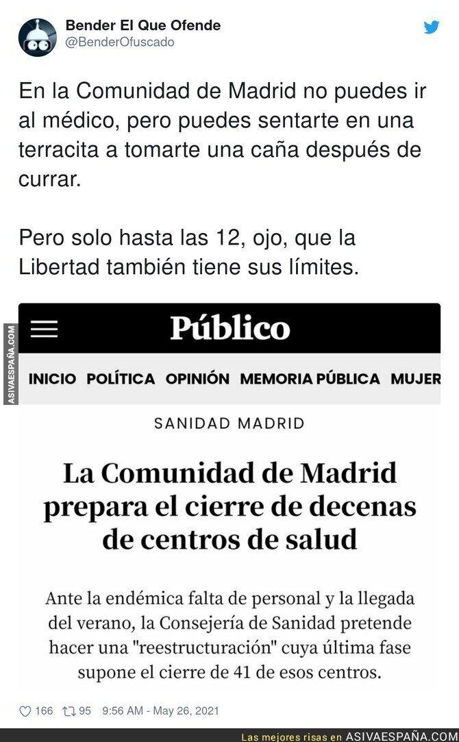 776152 - Los límites de Madrid