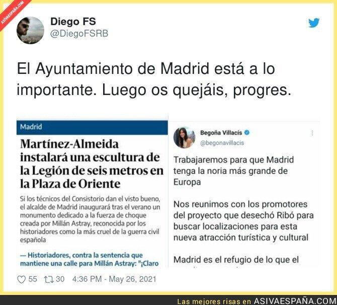 776571 - Madrid a lo suyo