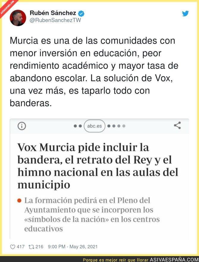 776868 - Que disfruten lo votado en Murcia