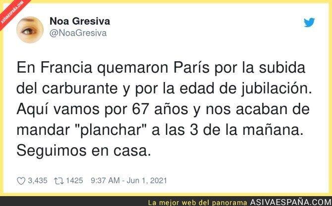783385 - Poco nos pasa en España