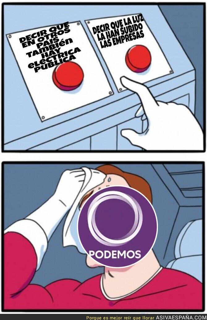 784041 - Asi estan los votantes de Podemos ahora
