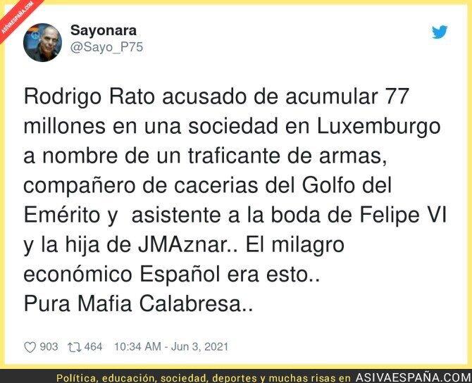 785832 - Menuda mafia había mandando en España