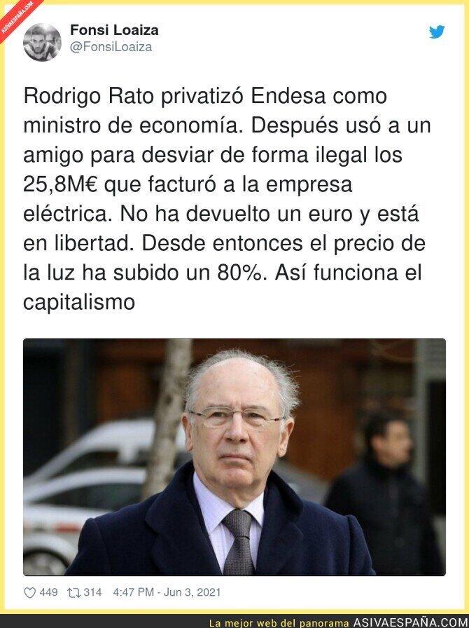 786167 - Rodrigo Rato no ha hecho nada bueno por España
