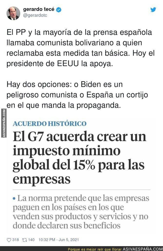 788554 - Malditos bolivarianos los de Estados Unidos