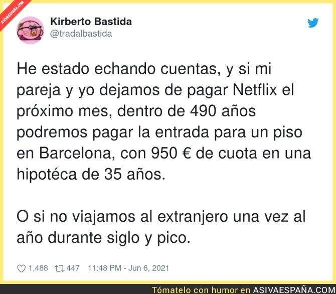 789767 - No pagar Netflix te puede arreglar la vida