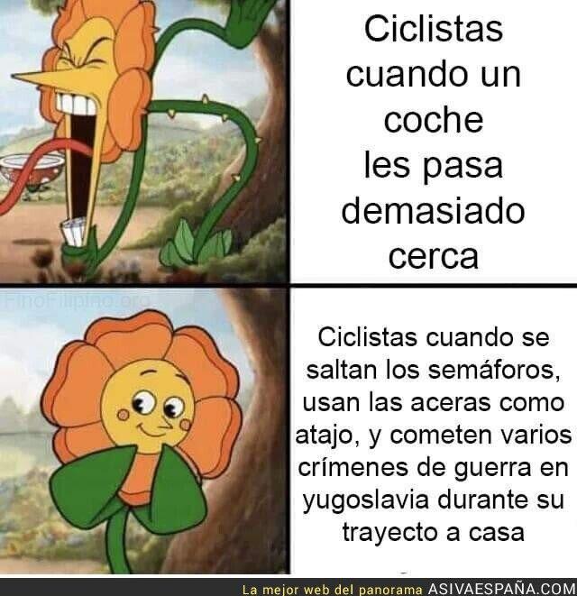 789827 - Simplemente ciclistas
