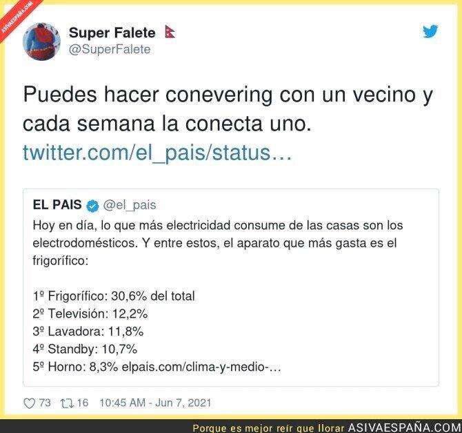 790053 - Próximamente en un artículo de 'El País' para ahorrar
