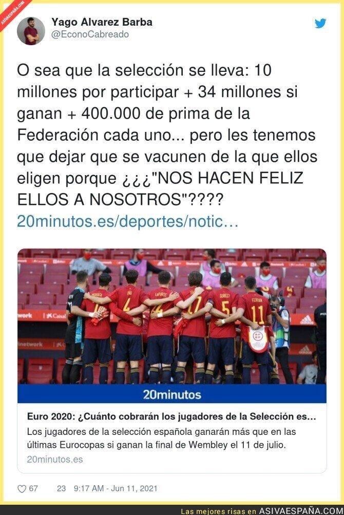 794390 - Los números de La Roja en la Eurocopa