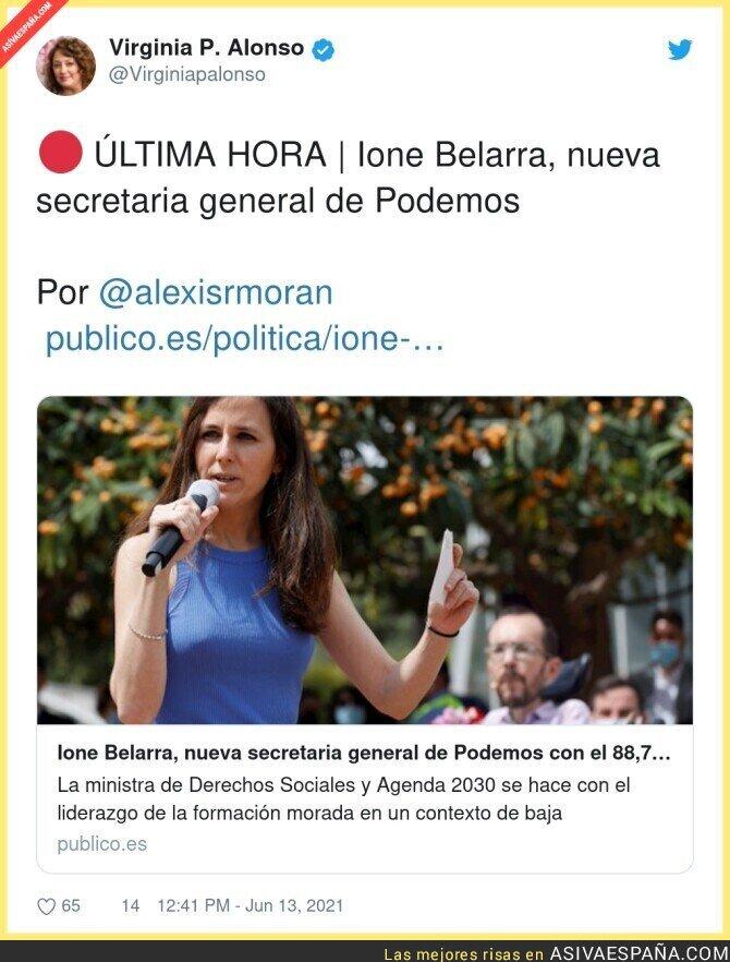 796773 - Nace un nuevo Podemos