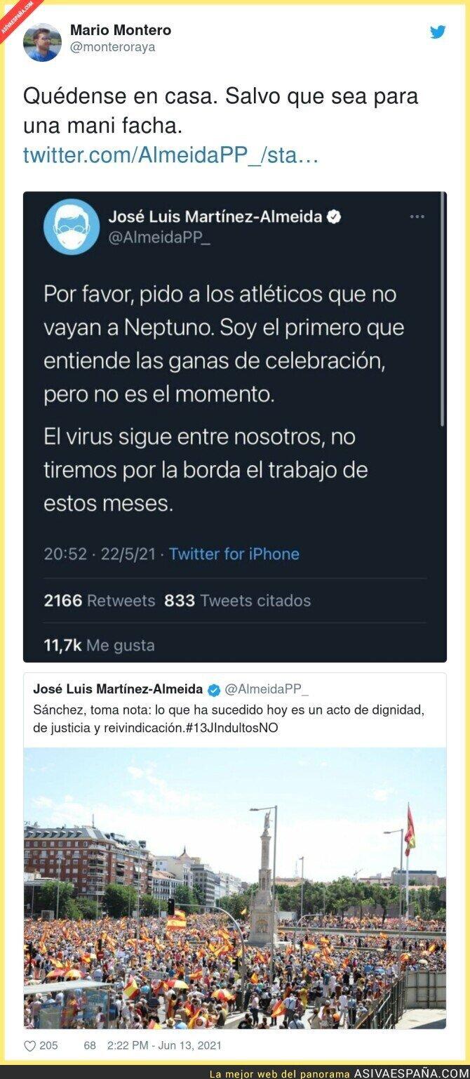 797160 - José Luis Martínez Almeida ha quedado totalmente retratado