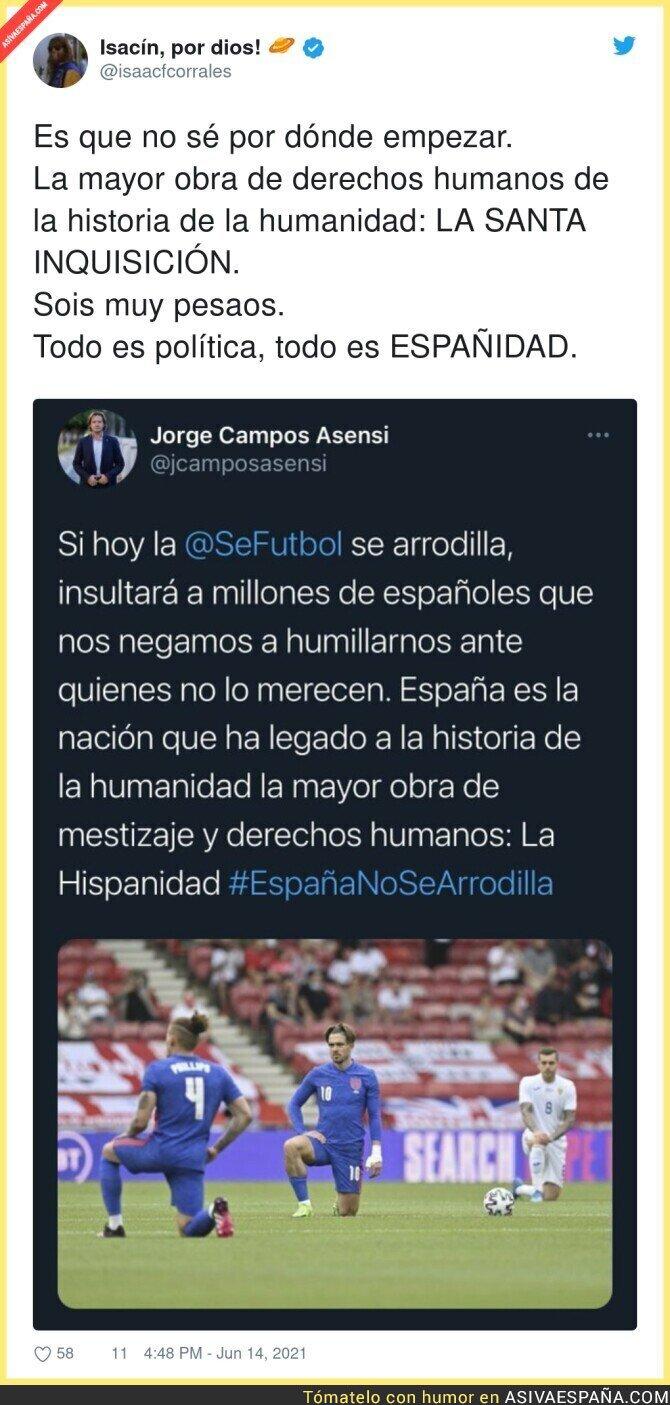 798188 - Ahora España no se puede arrodillar ante nadie
