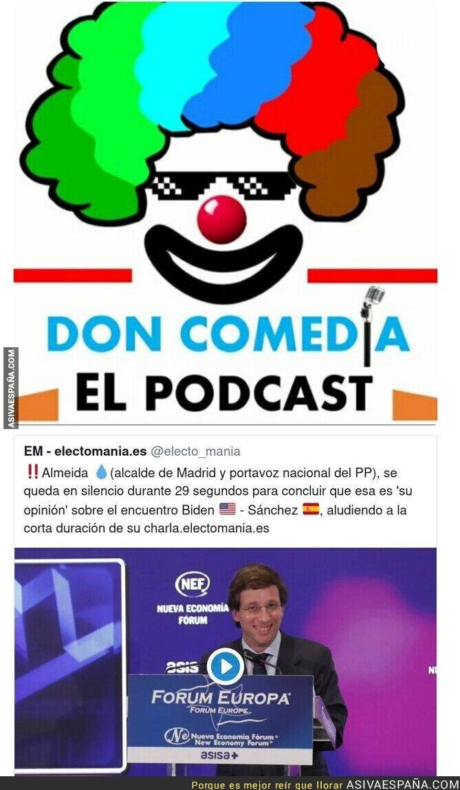 799143 - Ríanse con don Comedia