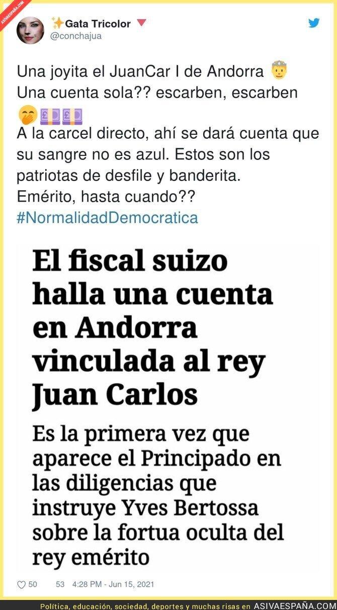 799365 - Es la punta del iceberg lo del Rey Juan Carlos