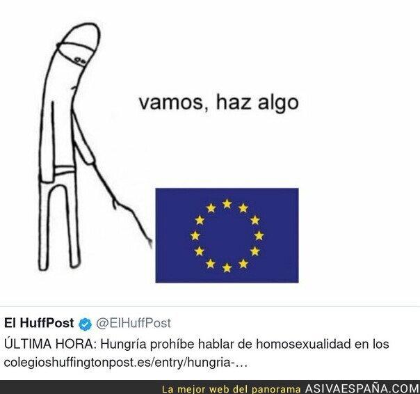 801638 - Europa da vergüenza si permite algo así