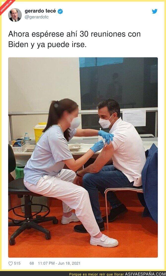 803398 - El tiempo de espera tras la vacunación