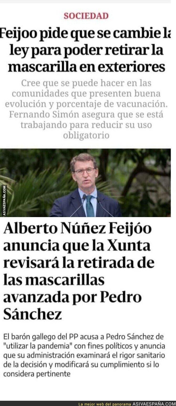 804875 - Es demencial: No están conformes con algo que ya habían propuesto si ahora lo propone Pedro Sánchez