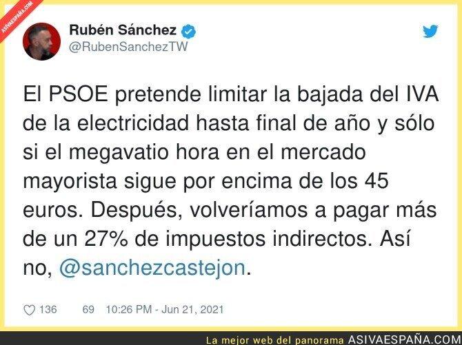 806449 - El engaño que nos quiere hacer el PSOE