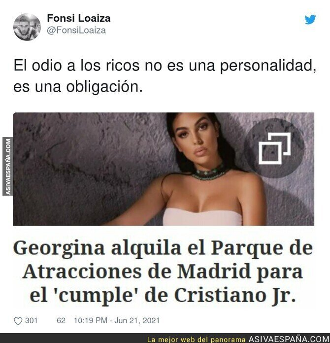 806492 - Georgina contribuyendo con la economía madrileña