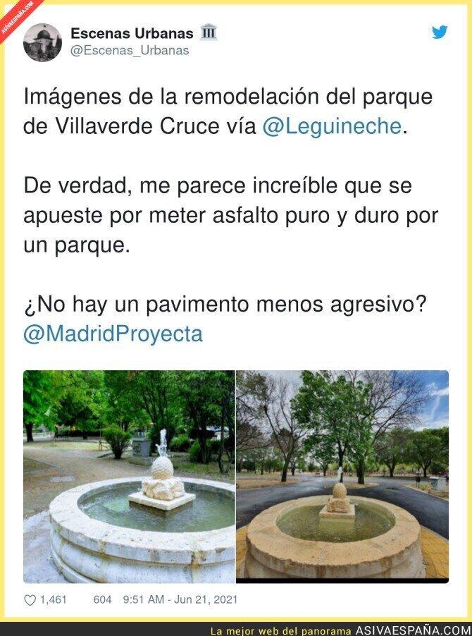 807839 - Menudo desastre, Madrid...