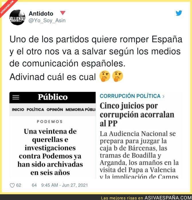 812526 - Así está el panorama político español