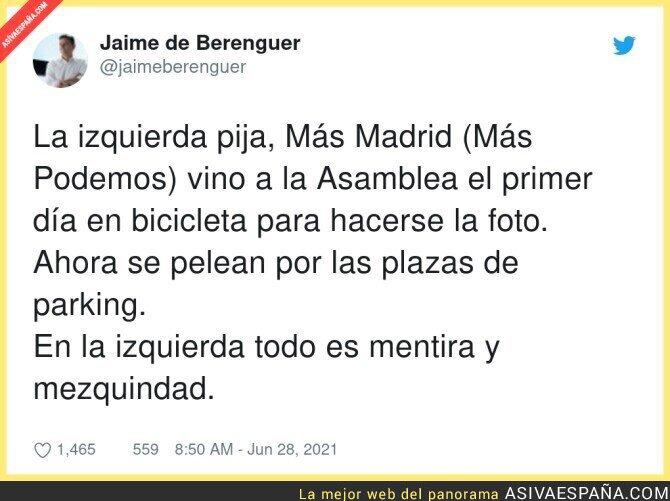 813457 - Menudo meme de izquierda en Madrid
