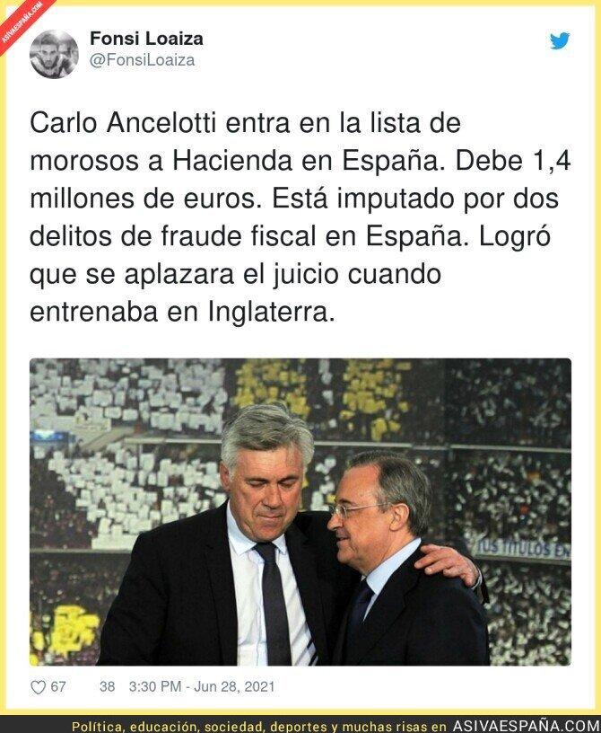 813773 - Ancelotti ha aprendido rápido las costumbres españolas