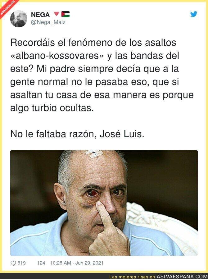 815860 - Algo pinta mal en la vida de José Luis Moreno