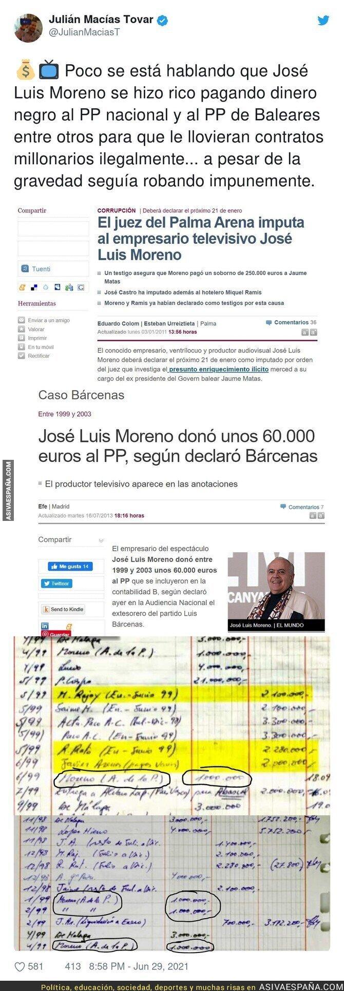 815991 - Lo de José Luis Moreno viene de lejos