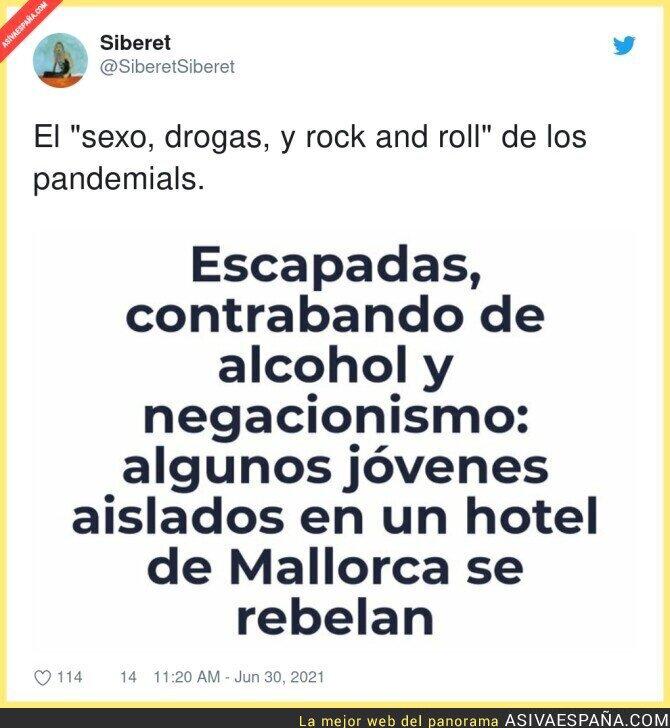 816518 - Menudo percal hay en Mallorca