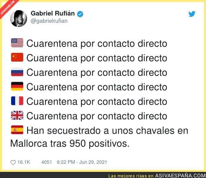 816720 - Es totalmente surrealista como se analiza todo en España