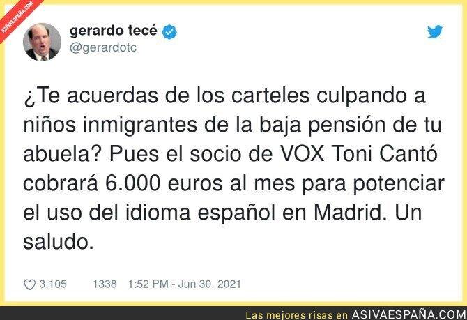816907 - El PP se ríe de la gente con el fichaje de Toni Cantó