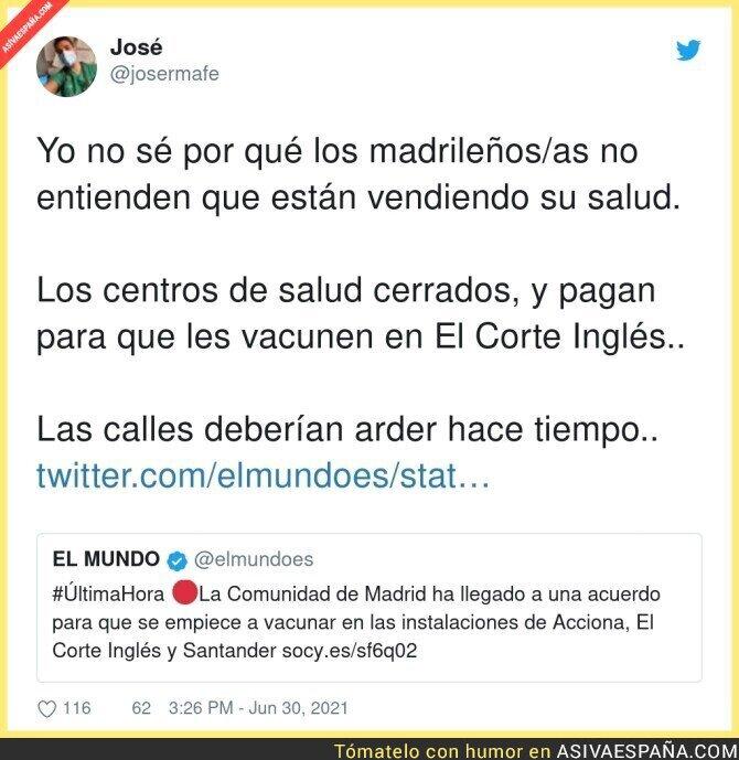 817055 - Y la gente ve normal estas cosas en Madrid