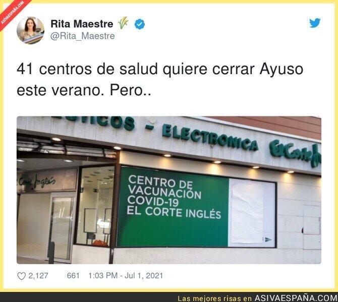 818244 - Es insultante lo de Madrid