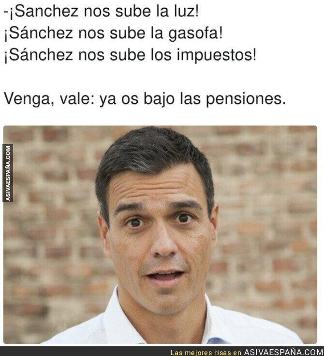 819157 - Pedro Sánchez a su ritmo