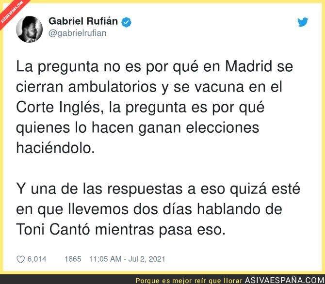 819403 - La gente permite todo este circo que hay en Madrid