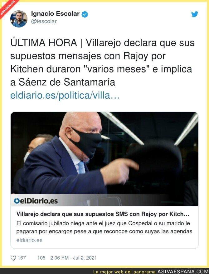819497 - ¿Con Rajoy o con M. Rajoy?