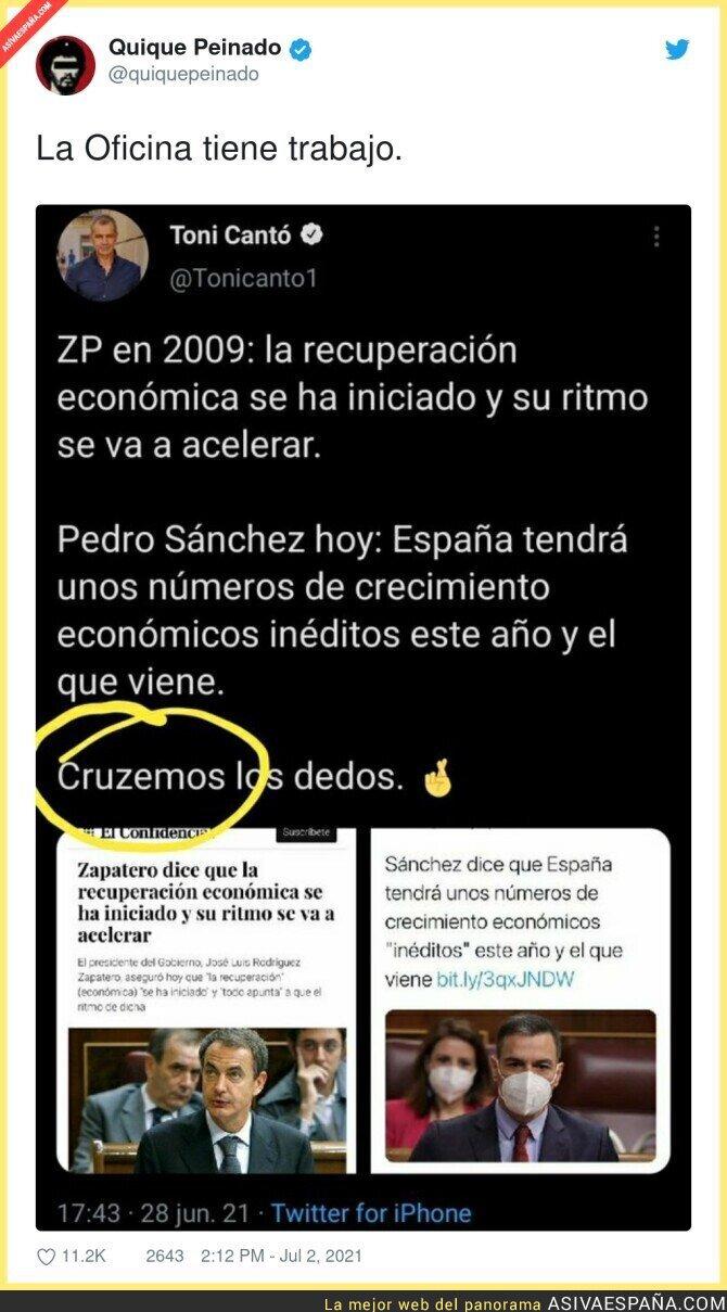 820066 - Menudo representante para la oficina del Español