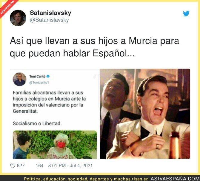 822459 - Español, en Murcia...