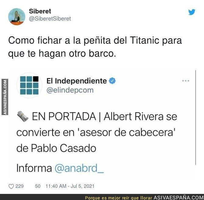 822479 - Albert Rivera se pasa al PP