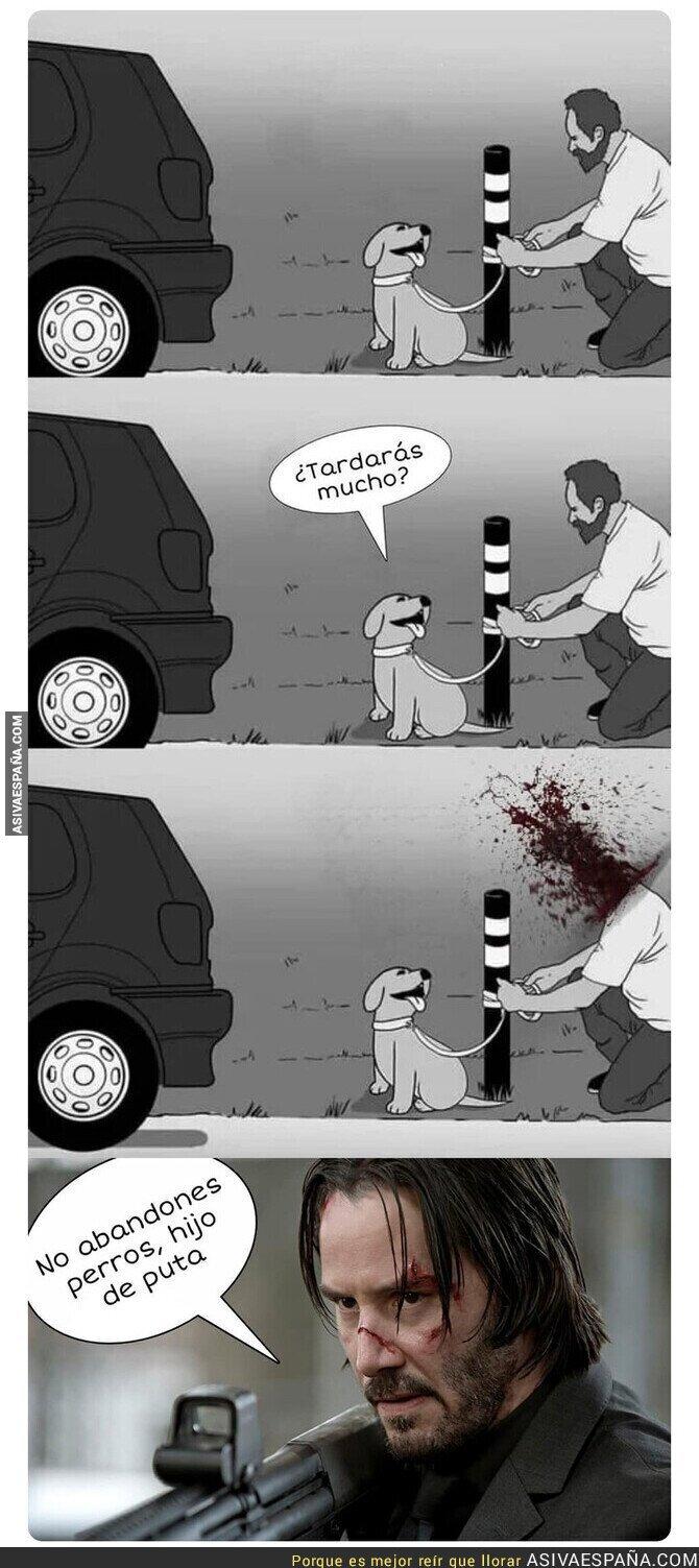 826067 - Con los perros no se juega