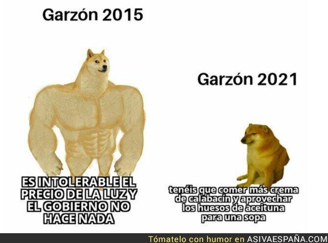 826897 - Menudo cambio de Alberto Garzón
