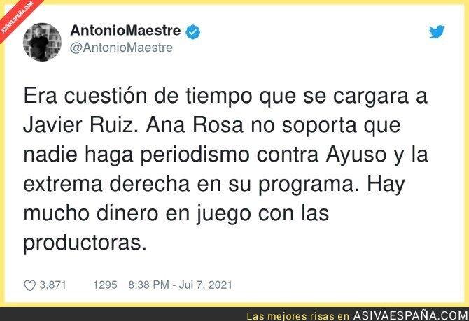 826986 - Ana Rosa la mejor aliada de la extrema derecha