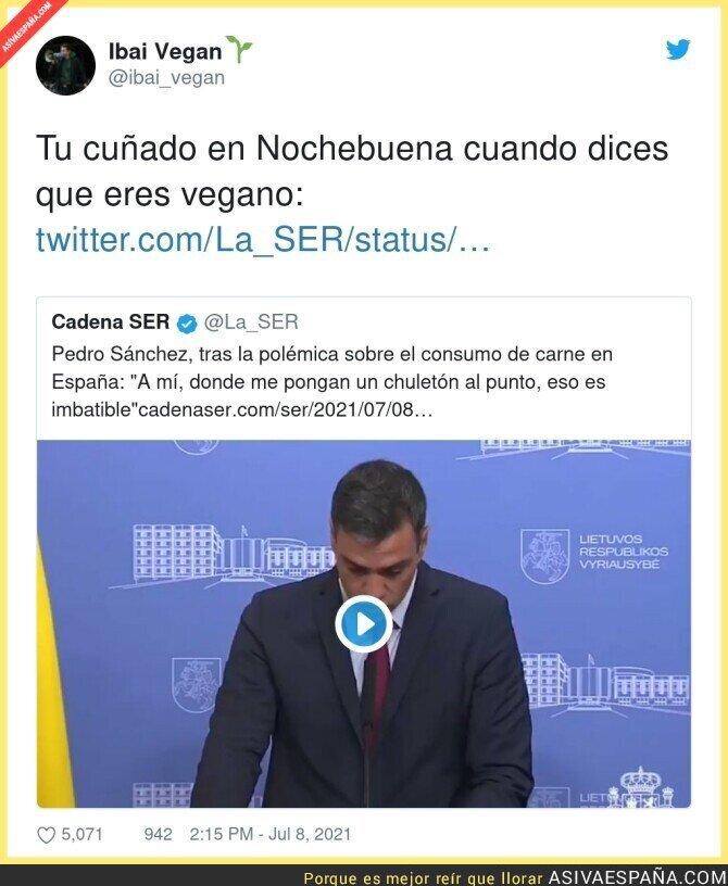 828491 - Pedro Sánchez saca su lado más lamentable