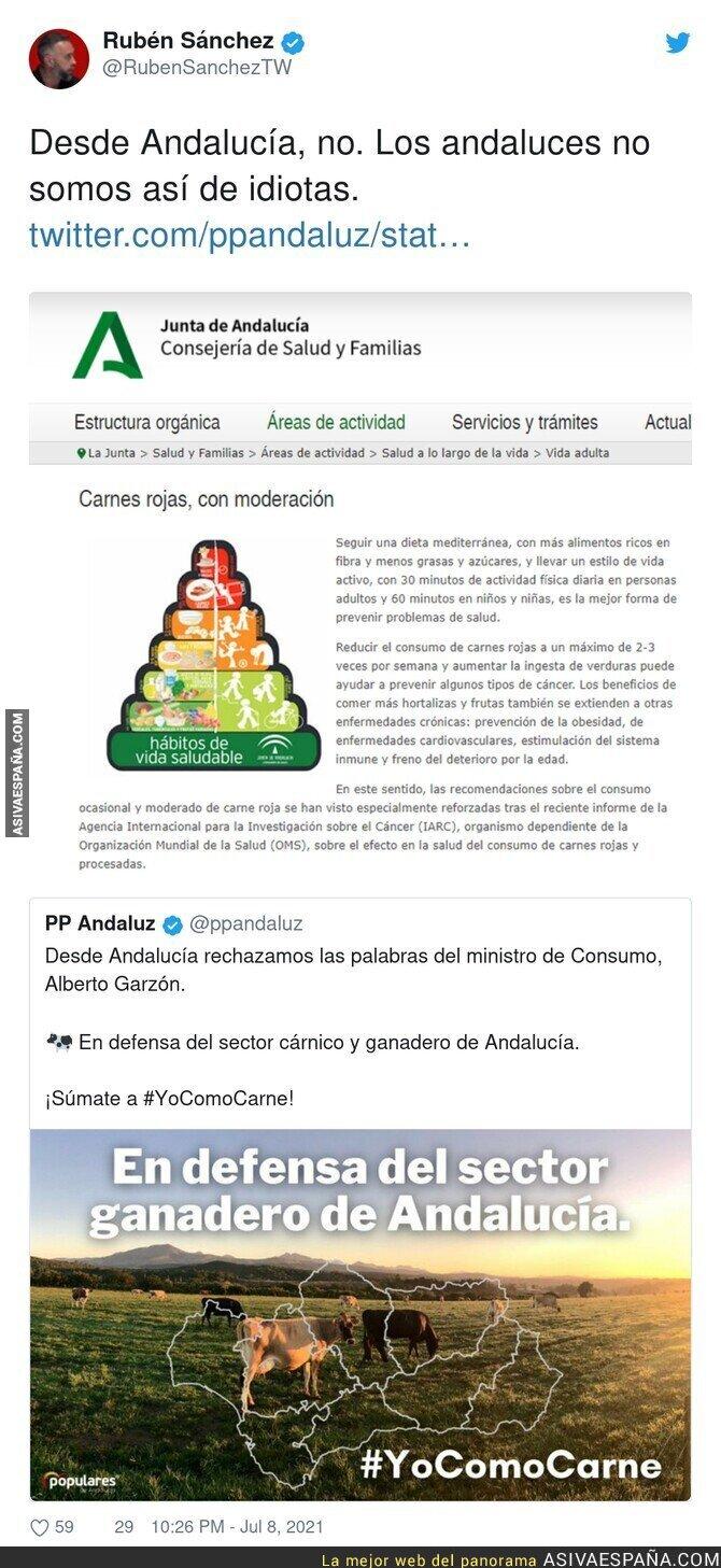 828761 - El PP se intenta reír de la gente negando algo que ellos mismos piden en Andalucía